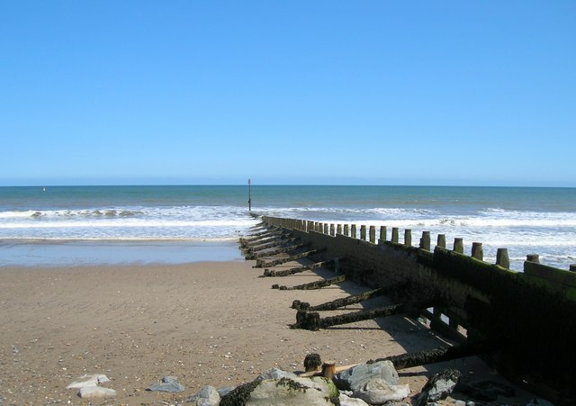Hornsea South Beach - Yorkshire