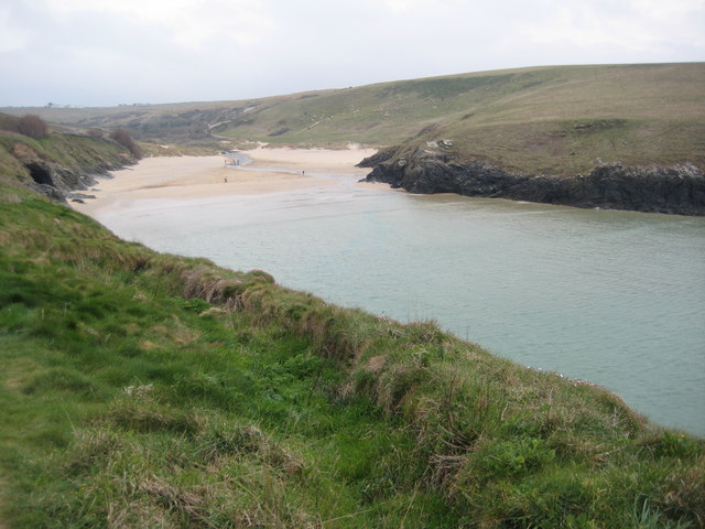 Porth Joke Beach - Cornwall