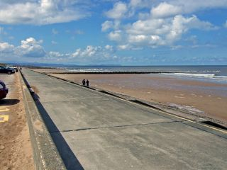 Prestatyn Central Beach
