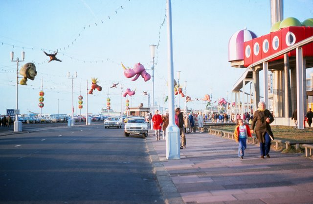Blackpool South Beach - Lancashire