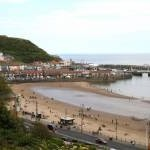 Scarborough:  South Bay from above