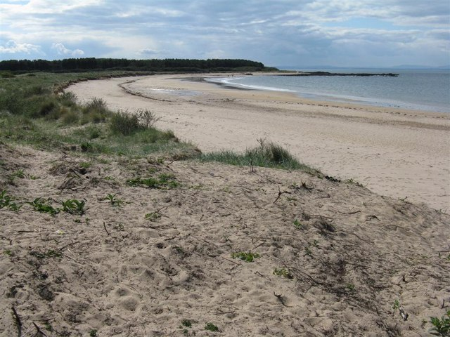 Yellowcraig Beach - Lothian