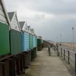 Southbourne, beach huts