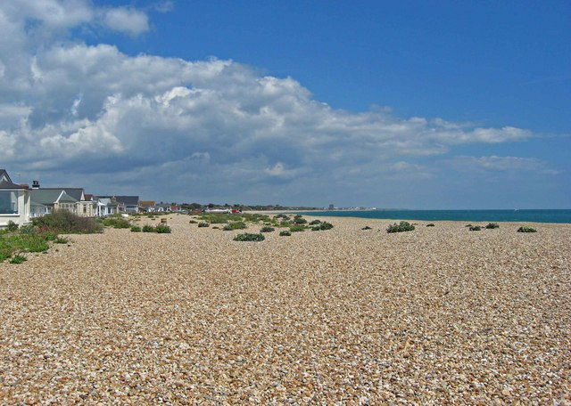 Pagham Beach - West Sussex
