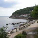 South West Coast Path at Babbacombe beach