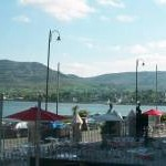 Hotel patio on Seaview, Warrenpoint