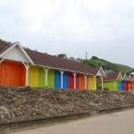 Beach Huts, North Bay