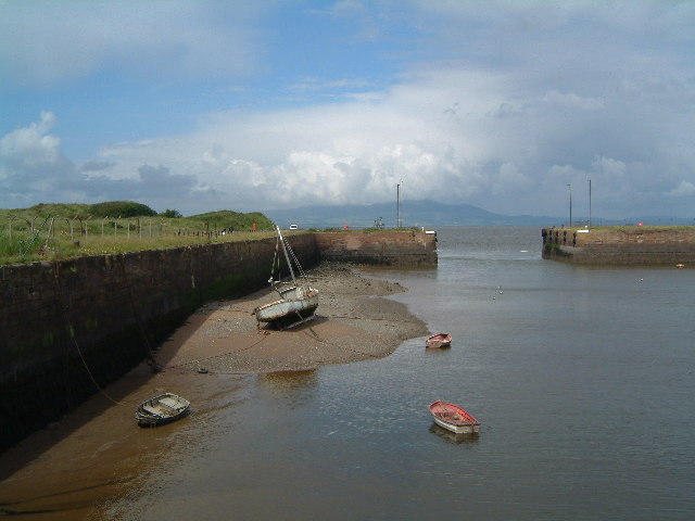 Silloth Beach Cumbria Uk Beach Guide