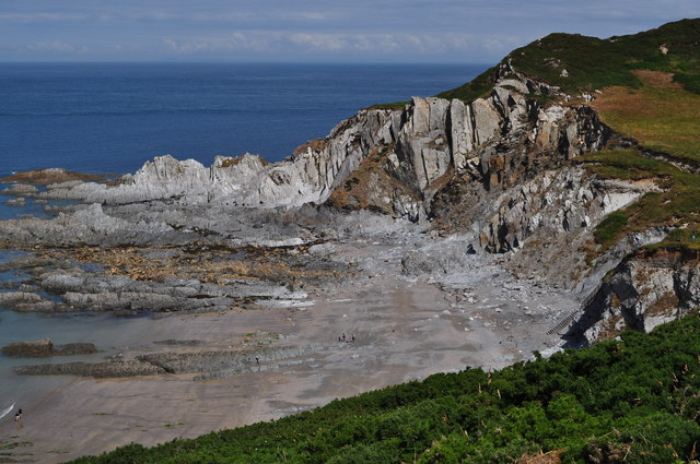Rockham Bay (Mortehoe) - Devon