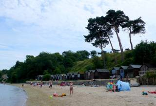 South West England beaches
