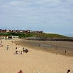 Whitmore Bay beach