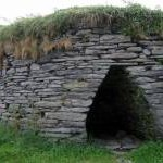 Lime kiln at Aberfforest