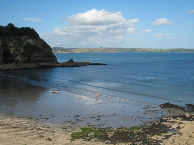 Porthpean Beach - Cornwall
