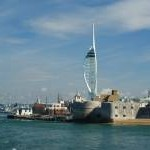 Fortifications at Portsmouth Harbour