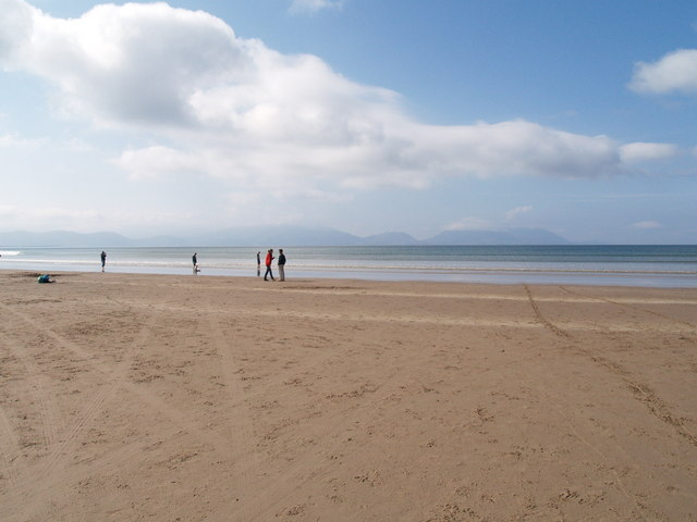 Inch Beach - County Kerry