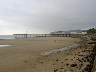 Marine Road Beach (Colwyn Bay)