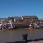 Boats in Maryport