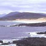 Beach at Borve
