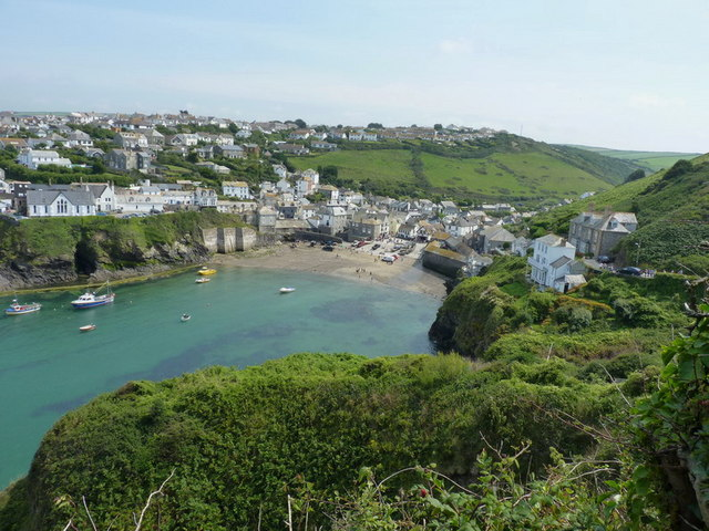 Port Isaac Beach Cornwall Uk Beach Guide