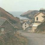 Garn Isaf, Abercastle in 1985