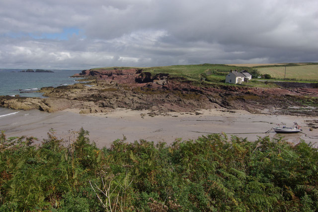 St Brides Haven Beach - Pembrokeshire