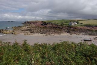 St Brides Haven Beach
