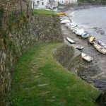 Old slipway at Portscatho