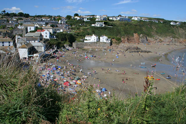 Gorran Haven Beach - Cornwall