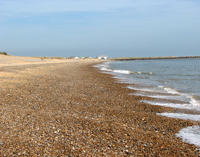 Walberswick Beach - Suffolk