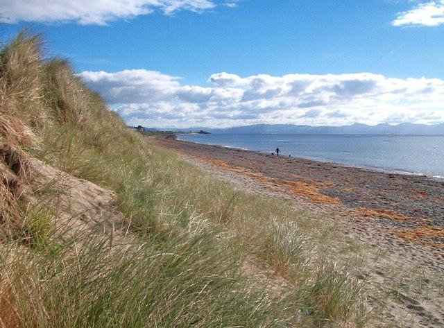Pwllheli Beach Gwynedd Uk Beach Guide