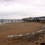 Victoria Pier in Colwyn Bay