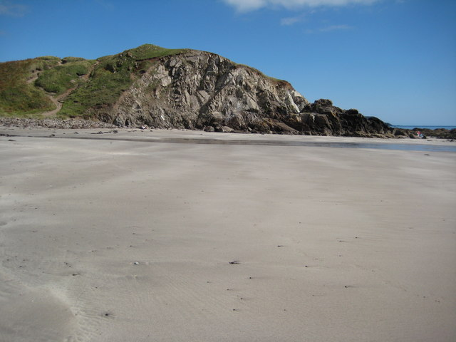 Kennack Sands Beach - Cornwall