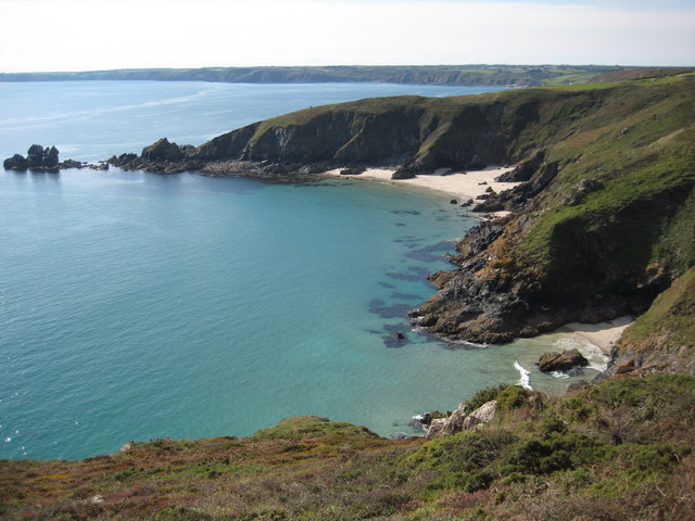 Lankidden Cove - Cornwall