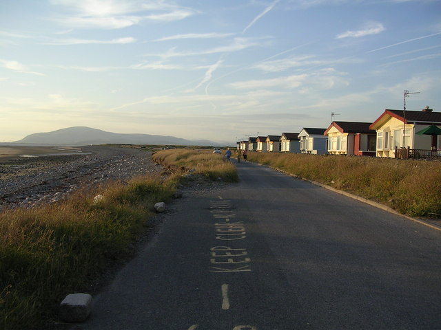West Shore Beach (Walney Island) - Cumbria