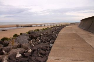 Splash Point (Rhyl) Beach