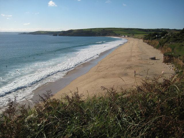 Hendra - Praa Sands Beach - Cornwall