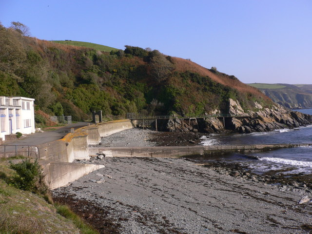 Port Soderick Beach - Isle of Man