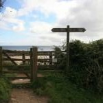 This way for the Coastal path