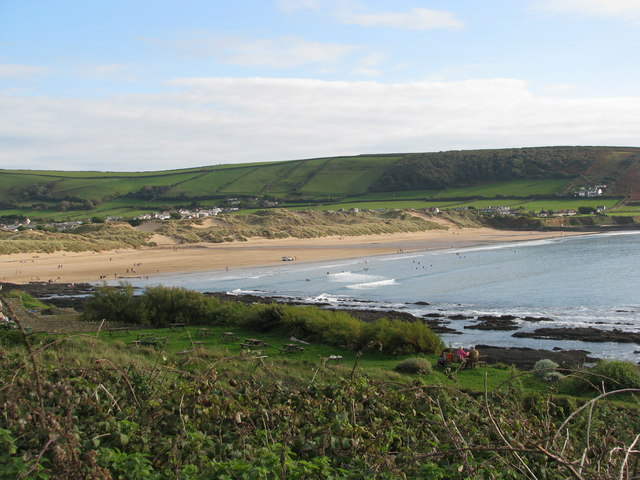 Croyde Bay - Devon