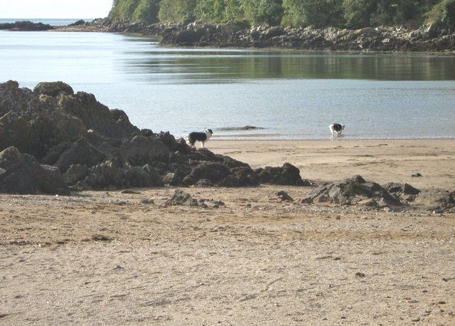 Dhoon Beach - Dumfries and Galloway