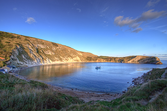 Lulworth Cove - Dorset