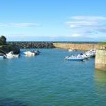 The outer harbour
