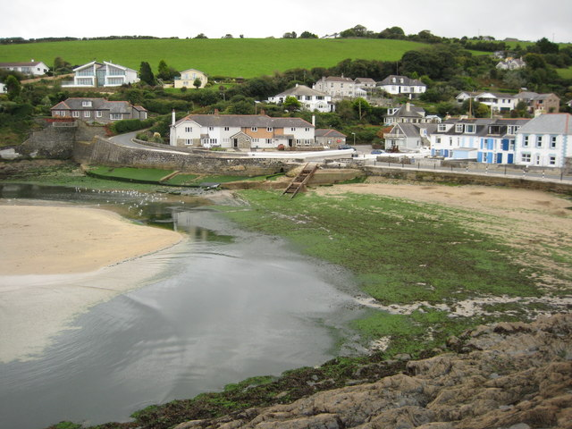Portmellon Beach - Cornwall