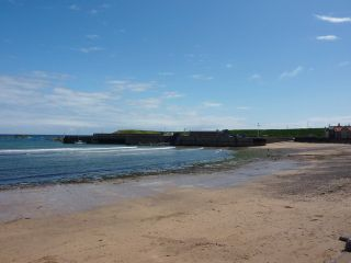 Eyemouth Beach