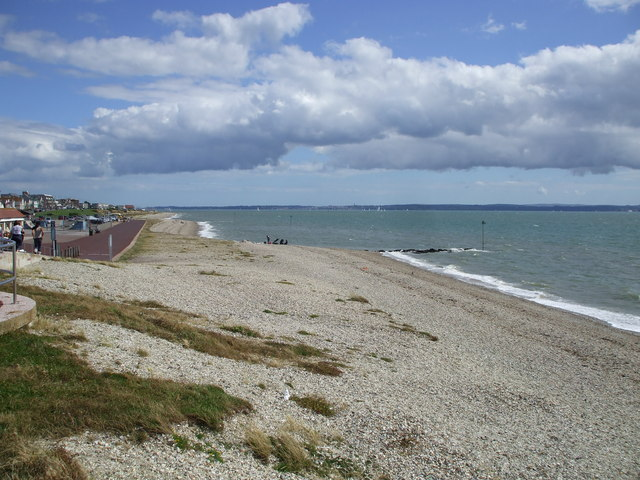 Lee-on-Solent Beach - Hampshire