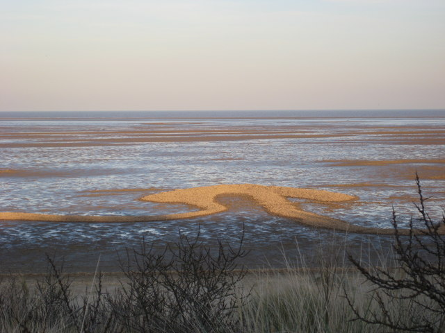 Saltfleetby Theddlethorpe Dunes Beach - Lincolnshire