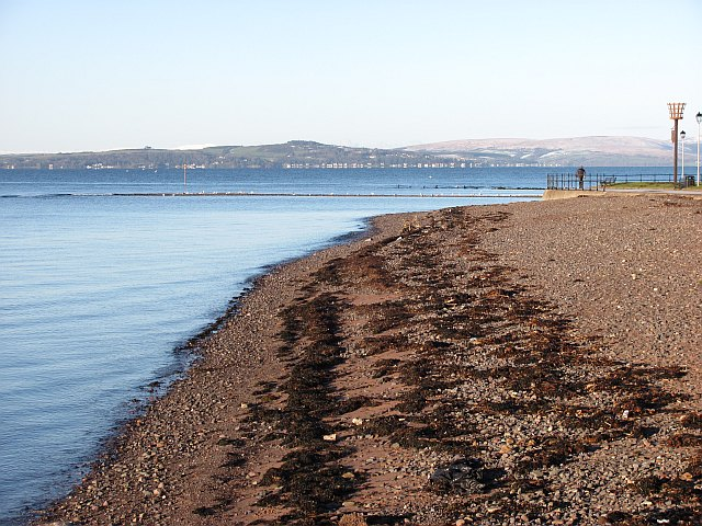 Main Beach (Largs) - Strathclyde