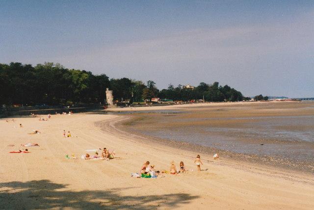 Ryde Beach Isle Of Wight Uk Beach Guide