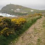 Coast path south of Cape Cornwall
