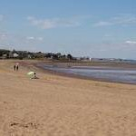 Fisherrow beach